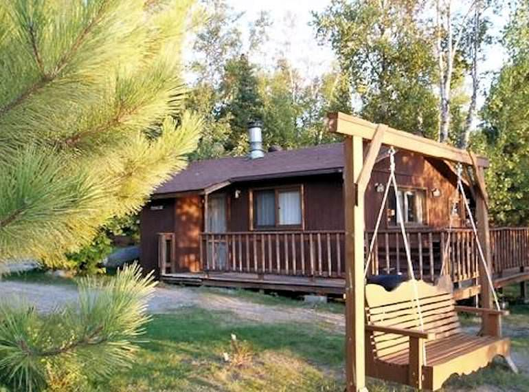Cedar Cabin - Timber Trail Lodge and Resort