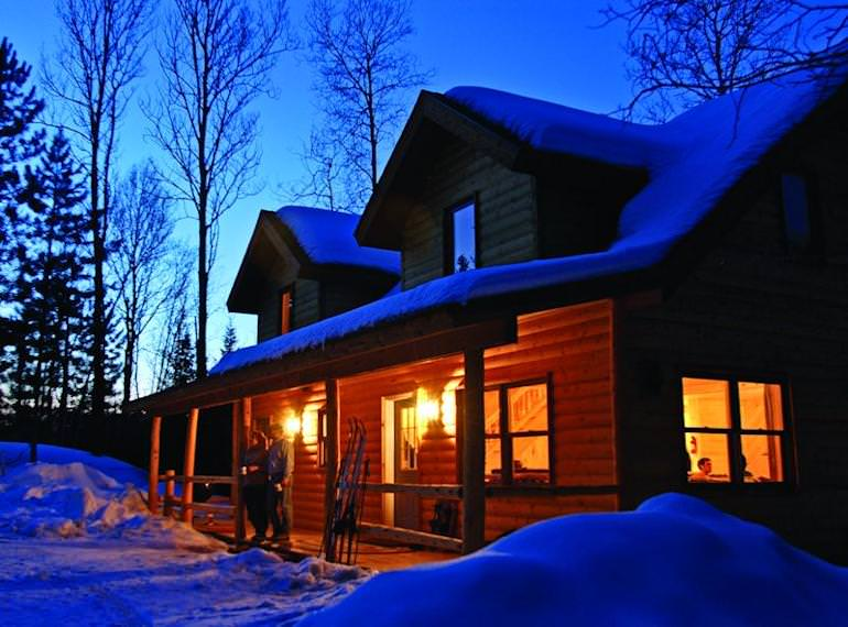 Diamond Willow Retreat - Timber Trail Lodge and Resort