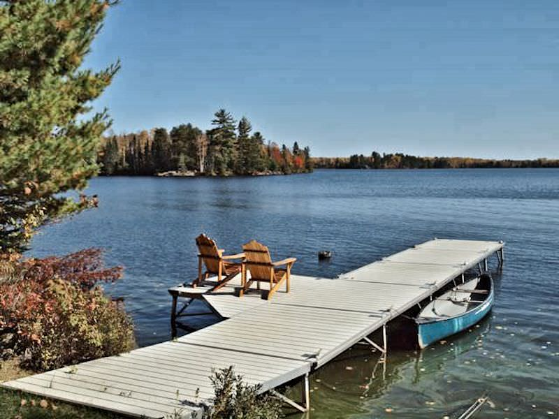 Garden Lake Home - Timber Trail Lodge and Resort