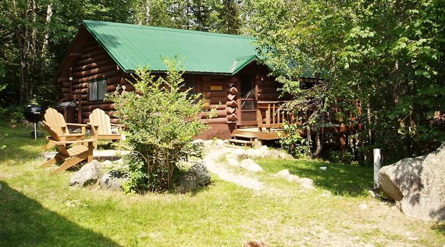 Ranger Log Cabin - 'The Honeymoon Cabin'