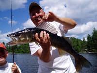 Guided Fishing Trip - Nice Catch!