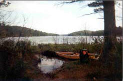 Day Canoe Trips from Timber Trail Lodge