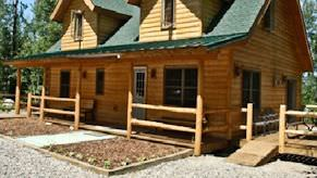 Timber Trail Lodge accommodations