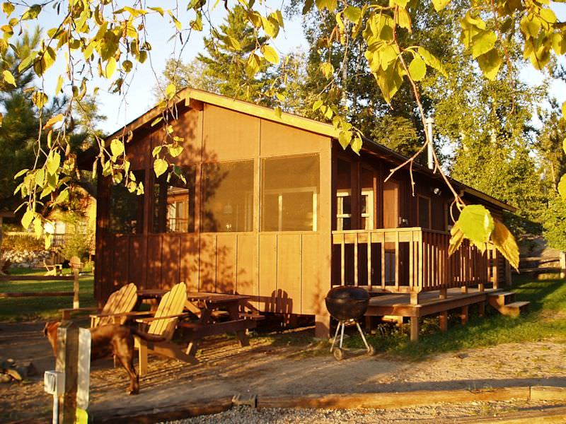 Norway Pine Cabin - Timber Trail Lodge and Resort